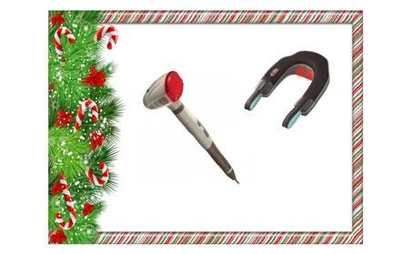 Dual Max Handheld Massager & Vibration Heat Neck Massager Gift 40d4b0a6-3854-42f2-b180-aef14ec250bf