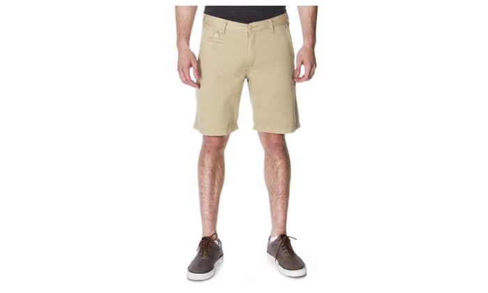 Men's Khaki Chino Short