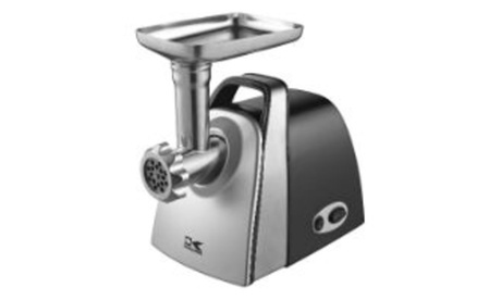 Kalorik Stainless Steel Electric Meat Grinder 5f6df038-de44-46bb-a6fc-689188318432