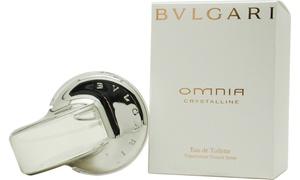 Bvlgari Omnia Crystalline Edt Spray 2.2 Oz