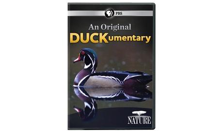 NATURE: An Original DUCKumentary DVD 6ac6f253-d70d-47a9-9ded-36883eefd55e
