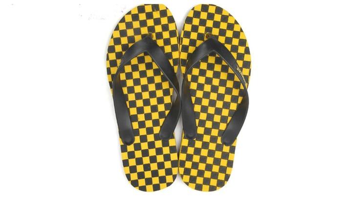 Men's  Flip Flops Beach Slippers