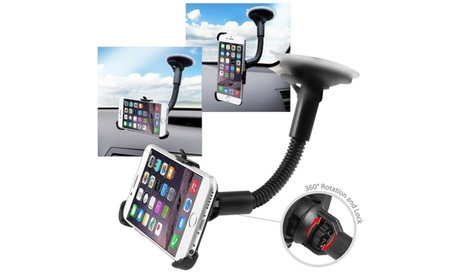 Insten Car Windshield Phone Holder Mount Bracket For iPhone 6S 6 4.7 961a1dae-f241-4fa7-9b2d-3b0a506c0ab1