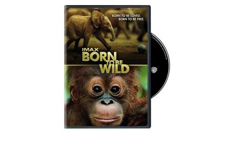 IMAX: Born to Be Wild (DVD) 149d9eef-c8fa-4789-8cd3-df85e26222f7