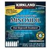 Kirkland Minoxidil 5% Extra Strength Hair Loss Treatment Regrowth 6mo