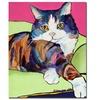 Pat Saunders-White Ursula Canvas Print 26 x 32