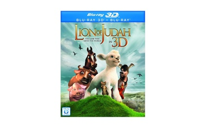 Lion of Judah (Blu-ray 3D) d46d0cce-9c19-4648-836b-fd424864d7ca