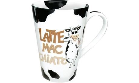 Set of 4 Mugs Mr. Latte Mac Chiato d6c02c68-877c-4f5f-83ae-16267c58c0c8