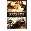 Clash of the Titans (2010)/Wrath of the Titans (DVD) (DBFE)