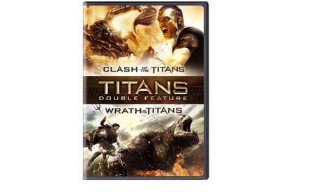 Clash of the Titans (2010)/Wrath of the Titans (DVD) (DBFE) ad89cdfe-a5bc-4563-b3c2-51b6d2e3365b