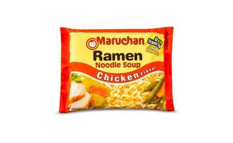 Maruchan Ramen Chicken Flavor Noodle Soup,(Pack of 12),3 oz each f6d093de-b770-417c-b426-36f7f5f6d7c3