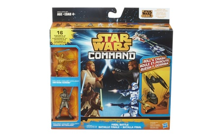 Star Wars Final Battle Action Figure Toy ddf1c456-41ff-4e11-a665-52cdad1330bc