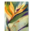 Sheila Golden Bird of Paradise Canvas Print