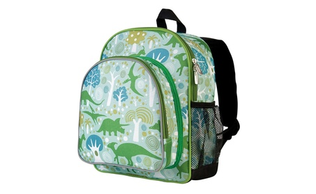 Wildkin 40313 Dinomite Dinosaurs Pack n Snack Backpack f621f872-502d-4008-a715-c1ce8b528236