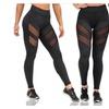 Lululemon Womens Mesh Panels Stretchy Workout Sports Gym Yoga Leggings