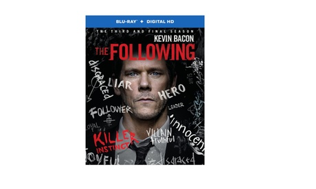 Following, The: The Complete Third Season (Blu-ray UltraViolet Combo) 33306d13-cd96-44ca-a011-0b584f6ff447