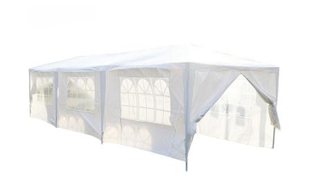 10'x30'Canopy Party Wedding Tent Outdoor Heavy duty Gazebo Pavilion b078410e-b1fa-4ac0-9b95-1b2dc3024085