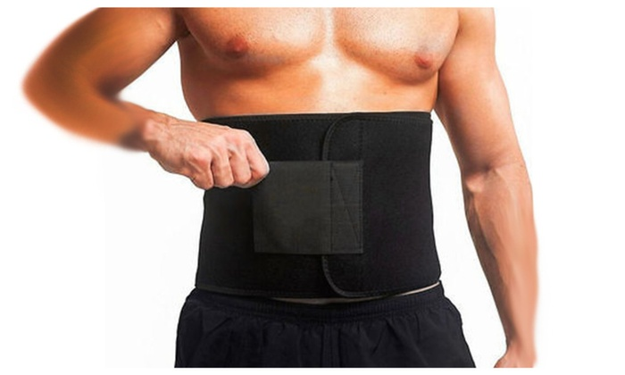 Premium New Waist  Slimming Training Belt Extreme Fat Burner