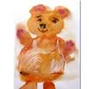 Wendra Softy Bear Canvas Print