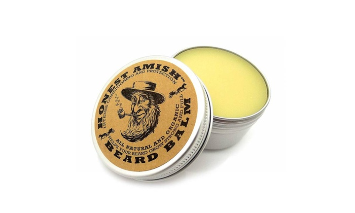 Styling Honest Amish Beard Balm Hair Care Beauty