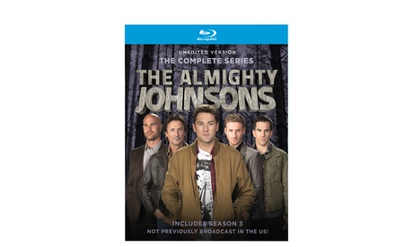 The Almighty Johnsons: The Complete Series Blu-ray 50f22b16-0329-43a0-ba5d-450ba0c8e437