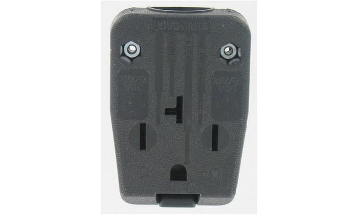 Plug 30-50a 4-wire