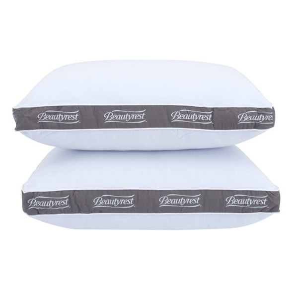 Beautyrest Silver Luxurious Spa Comfort Pillow in Multiple Sizes king NEW