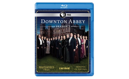 Masterpiece: Downton Abbey Season 3 on Blu-ray (U.K. Edition) baaea59a-8e67-4a42-b70b-c355fb075d73