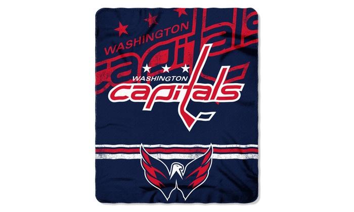 NHL 031 Capitals Fade Away Fleece