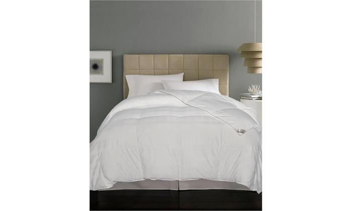 Kathy Ireland 500 Thread Count Down Feather Comforter