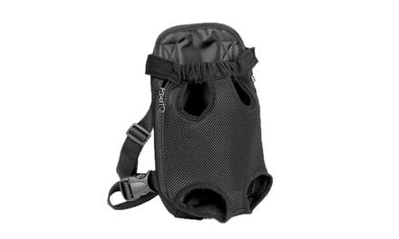 Mesh Nylon Pet Carrier Backpack