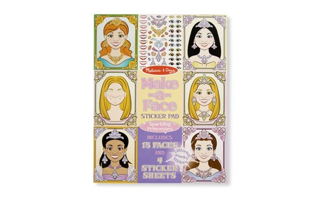 Melissa Doug Make-a-Face Princesses 9433 612dbdbc-6a1b-417e-b5e7-a690e5096913
