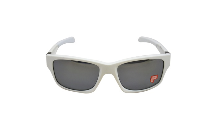 820137efb8 ... Oakley OO9135-08 Jupiter Squared - Matte White Black Iridium Polarized