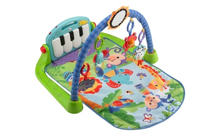 Fisher Price Kick & Play Piano Gym, Green or Pink a5b93a03-9a5e-4158-8728-01cdc100c98a