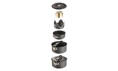 NDuR - Mini Cookware Kit With Alcohol Burner a66304d2-2150-49ca-b9a0-ed6983a8a7ad