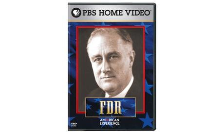American Experience: FDR DVD 2a40a7bb-a936-4959-a64b-ec72285cdd7d