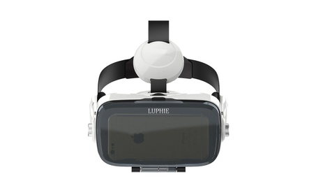 Luphie 3D VR Virtual Reality Headset with Stereo Headphone 0ffabaa2-6ae3-4292-b609-bd202d8dc2a9