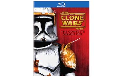 Star Wars: The Clone Wars: Season One (Repackaged/Blu-Ray) 48667274-1b2a-4ab3-8418-0801ea2f006e