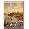 Evian Canvas Print