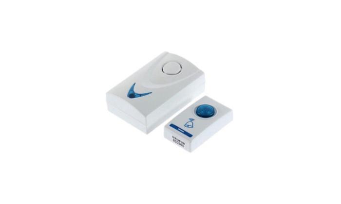 Mini Led Wireless Chime Doorbe...