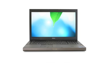 Dell M6600 i7 2.7-8gb x 2-500gb HDD DVDRW Windows 7 2gb Video Card