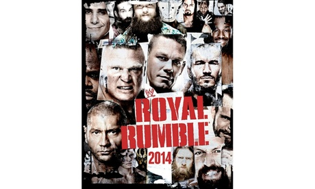 WWE: Royal Rumble 2014 (1-Disc)(DVD) f40a6768-f3cf-4aa8-89b0-fad57a5b5d29