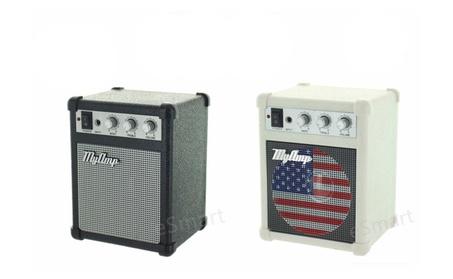 Guitar Amplifier Shaped Speaker 14477562-73c2-4a0e-a479-38d2e720d958