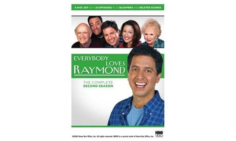 Everybody Loves Raymond: The Complete Second Season (Rpkg/DVD) 9248d44f-f62e-4f38-bbd1-989e05666df2
