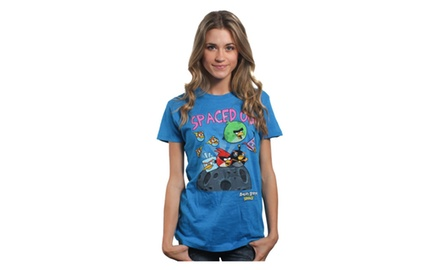 Angry Birds Spaced Out T Shirt