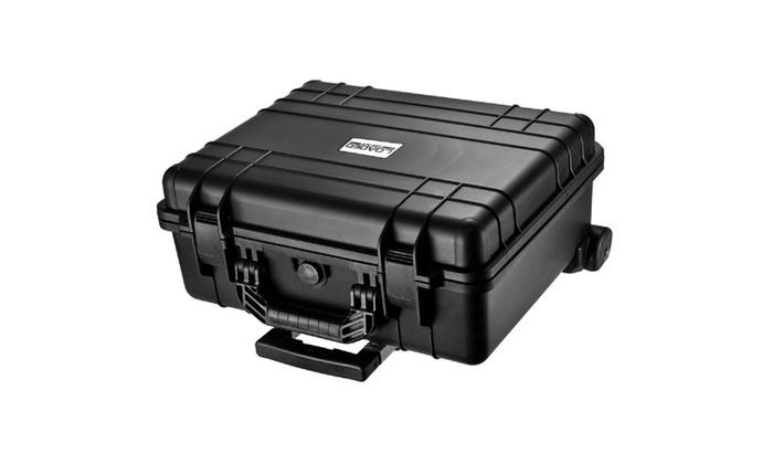 Barska Loaded Gear HD-600 Hard Case - Large Black