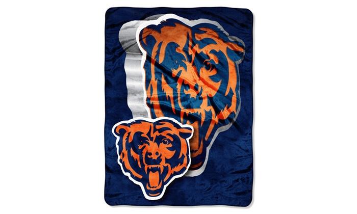 NFL 068 Bears Bevel Micro