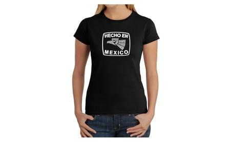 Women's T-Shirt - HECHO EN MEXICO 91cefc5c-efb7-4120-badd-806407674af9