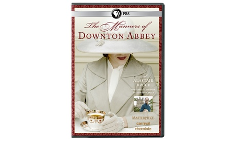 Masterpiece: The Manners of Downton Abbey DVD (U.K. Edition) 89737004-ed23-46b7-a1cd-f741c752ba89