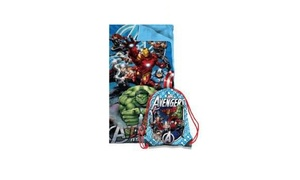 Marvel Avengers Sling Slumber Bag